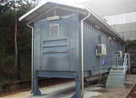 We Walter srl, has specialized for over 40 years in the design and production of shelters, containers and cabinets equipped, pressurized, insulated and armored. Complete units with transformation group; units are equipped with all the technical solutions for full operativity even in the most extreme conditions: desert, polar and tropical.