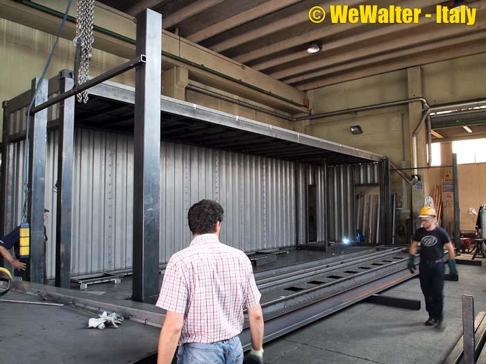 The Biggest Wewalter Multipurpose Cabin Ever Wewalter Srl