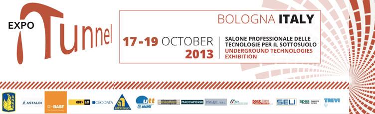 ExpoTunnel 2013 Bologna Italy