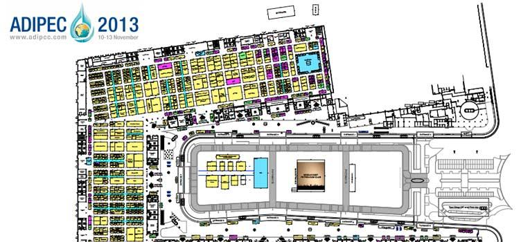 Adipec 2013 Masterplan