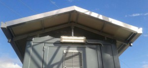 Electric Shelter for Terna-Siemens in Trento (Italy) Thumbnail